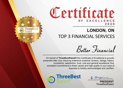 Best Financial services in London